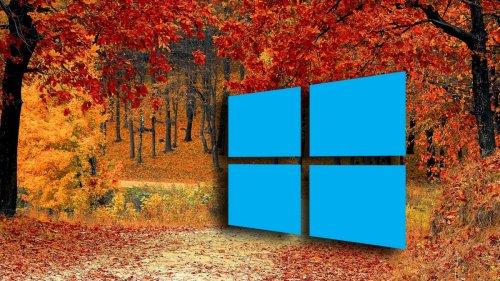 Das nächste große Update für Windows 10 kommt im November