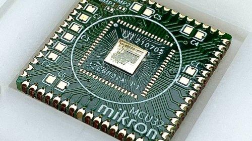 Russische Firma baut RISC-V-Microcontroller