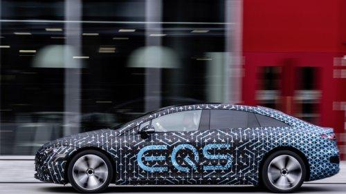 Daimler verdient an elektrischer S-Klasse weniger