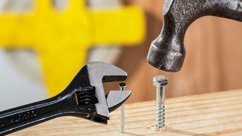 Ohne passende Werkzeuge geht das nicht