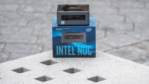 Intel plant 10-nm-Atom-NUC