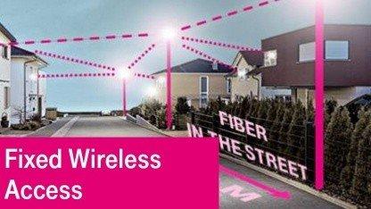 Deutsche Telekom sagt Fixed Wireless Access erst einmal ab