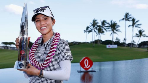 Lydia Ko wrote herself a 3-word note — we'd do well to follow her advice