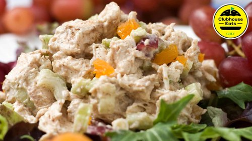 The secret to making perfect chicken salad, according to a golf-club chef