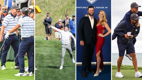 Gossip from the grounds: What insiders are talking about at Whistling Straits