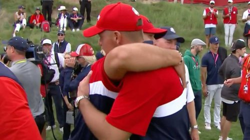 'Brooks and Bryson wanted to play together,' Steve Stricker reveals