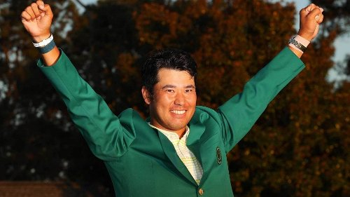 Hideki Matsuyama won the Masters not only for himself but also for golf-crazed Japan