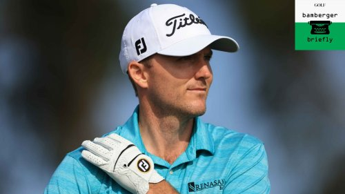 What a rules gaffe taught us about U.S. Open co-leader Russell Henley