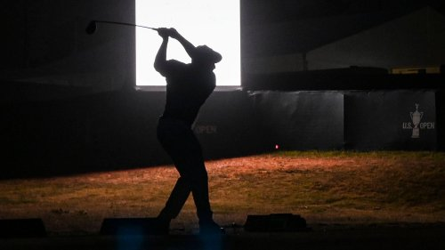 Bryson DeChambeau explains 'frustrated' pitch-black range session
