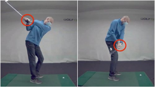 How this struggling slicer 'reorganized' his swing and got down to a 6 handicap