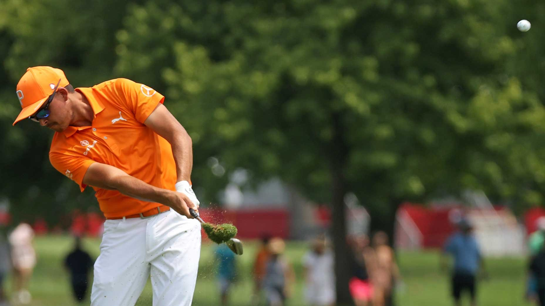 'Dodging bullets:' Rickie Fowler frustrated by Open Championship COVID-19 policies