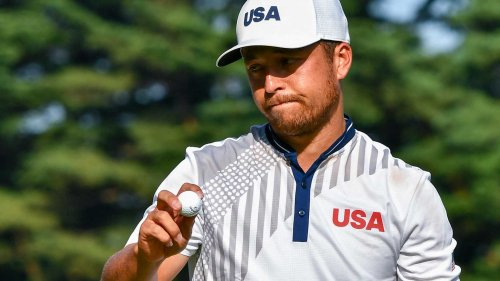 The high-tech golf ball Xander Schauffele used to win Olympic gold: Spotted on Tour