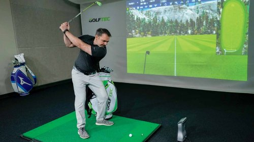 This is the swing data you should focus on, according to an expert coach