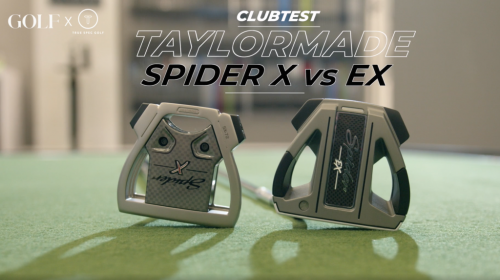 ClubTest: TaylorMade's Spider X Hydro Blast putter vs. the all-new Spider EX