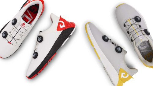 Gimme that: Our favorite new waterproof golf shoe