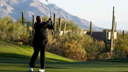 How Charles Barkley rebuilt his golf swing, according to the instructor who led the charge