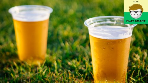3 rules for drinking on the course, according to a PGA Tour player