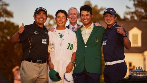 Hideki Matsuyama's win, while huge for him, feels seismic for representation in golf