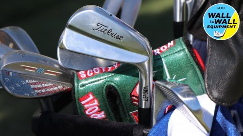 Wall-to-Wall Equipment: Two major winners switch to one-of-a-kind irons