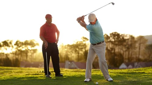 Why swinging slowly when you practice can quickly improve your swing