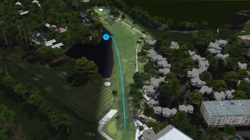 Stewart Cink hit one of the worst opening drives of his life. Then something magical happened