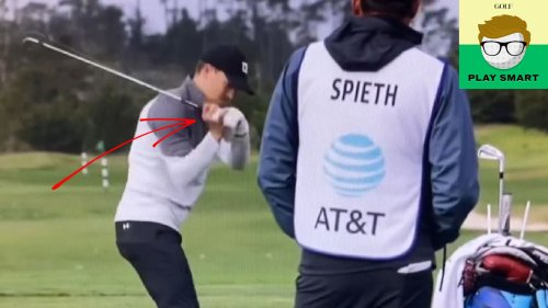 This is Jordan Spieth's new magic move — and why slicers should try it