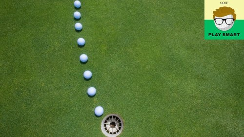 Why this is the worst mistake you can make on breaking putts