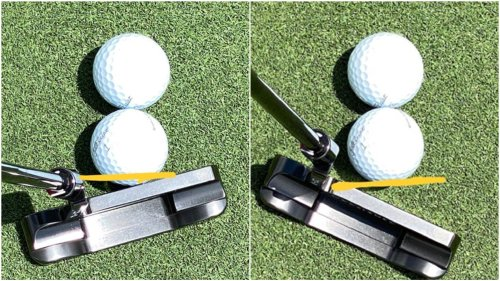 Try my quick-and-easy drill to square-up your putter face