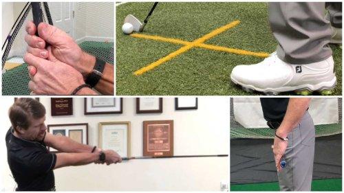 Golf swing basics: 4 drills to refresh your fundamentals this season