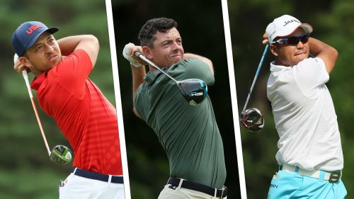 The stars are charging! Here's what you missed from Round 2 of the Olympic golf event