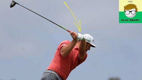 How Jon Rahm perfected his homegrown golf swing