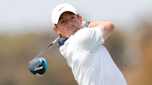 Rory McIlroy did something that he's done only 7 other times since 2014