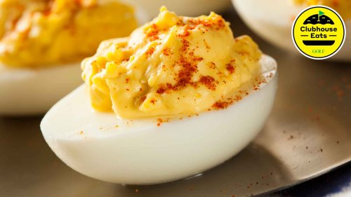Pimento Cheese Recipes You'll Actually Like, Part IV: Pimento cheese deviled eggs