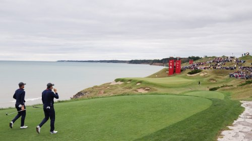 Team USA's Ryder Cup pairings are becoming clearer at Whistling Straits