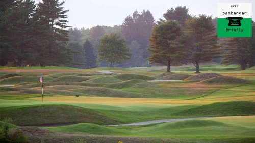 At this unpretentious golf gem, you just might run into a U.S. President