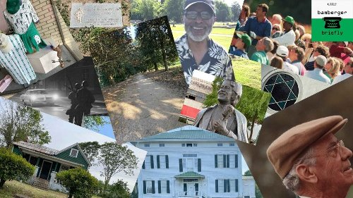 Beyond Amen Corner: Augusta the city goes deep on the weird, the inexplicable, the unexpected