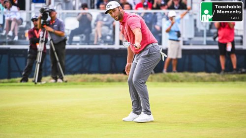 How Jon Rahm's U.S. Open-winning putt was aided by the 2008 broadcast
