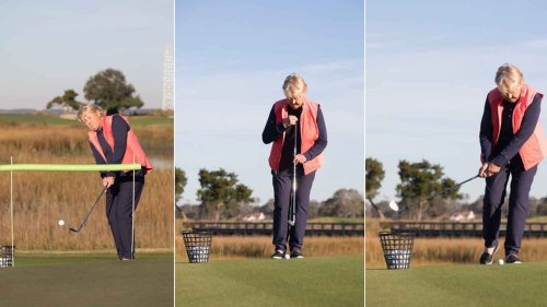 These 3 drills will help you hit the ball closer to the hole
