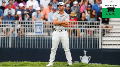 Matt Wolff's remarks Friday were as raw and revealing as you will hear from a professional golfer