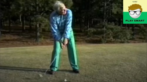 The old-school strategy that Moe Norman used to perfect his wedge game