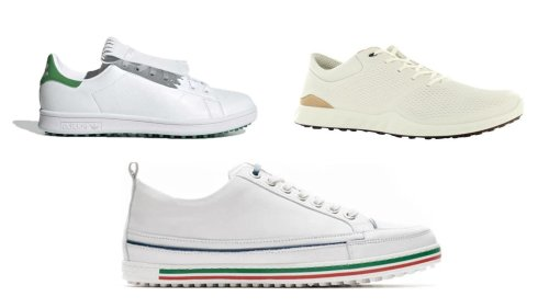 Editor's Picks: White golf shoes are all the rage — here are our 5 favorites