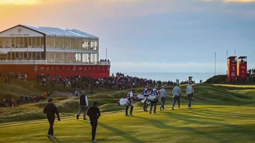 10 things from the Ryder Cup that you wouldn't have seen on TV