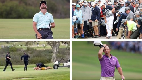 At U.S. Open, chaos reigned as stars imploded down the stretch