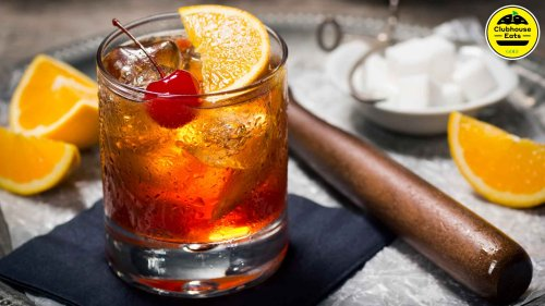 The secret to making the perfect old-fashioned whiskey cocktail, according to a golf-club chef