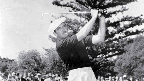 The Forgotten Soldier: Why 1946 U.S. Open champ Lloyd Mangrum might be the best player you never heard of