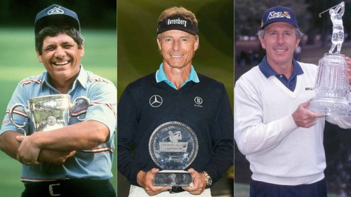 Which player had the greatest Champions Tour season of all time? Mark Broadie crunched the numbers