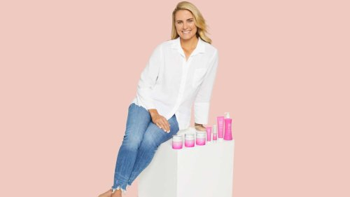 LPGA star Lexi Thompson launches new skincare line for athletic lifestyles