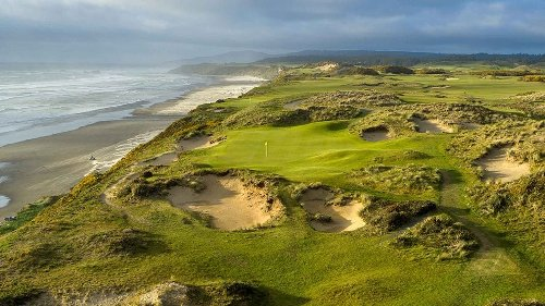 Top 100 courses trip planner: 5 incredible west coast golf trips