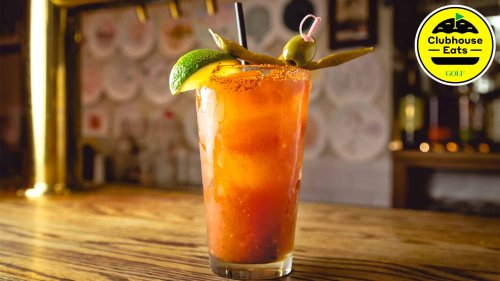 The secret to making the perfect Bloody Mary, according to a golf-club chef