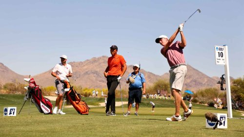 This is what you have to shoot to play NCAA Division I college golf